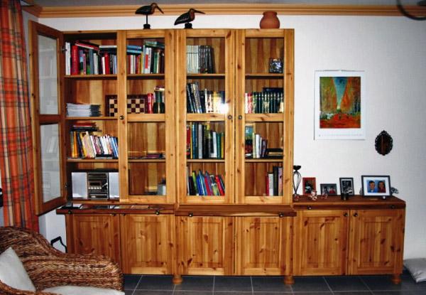 Schrankwand wohnzimmer modern wohnzimmer wohnwand ohne tv for Schrankwand wohnzimmer klassisch